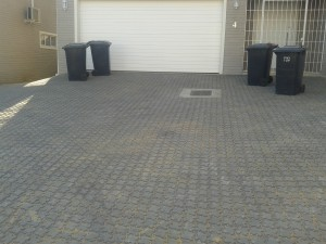 tar paving driveways De Klerkshof